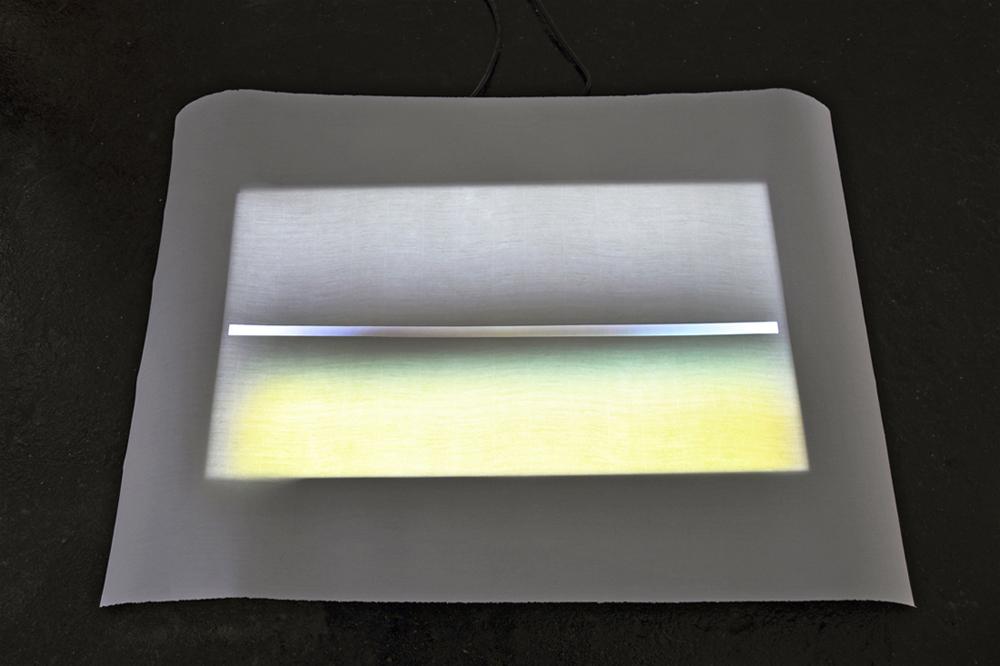 Untitled, Planar Surface, 2016