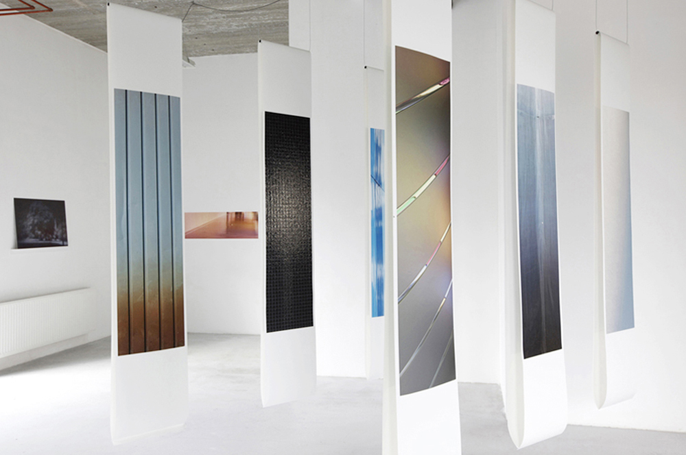Color and Transition Samples, 2011